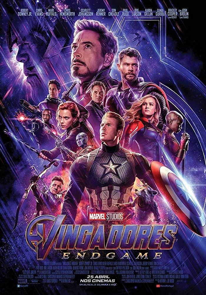 Avengers endgame - imdb